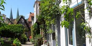 Lübeck Höfe und Gänge-Tour